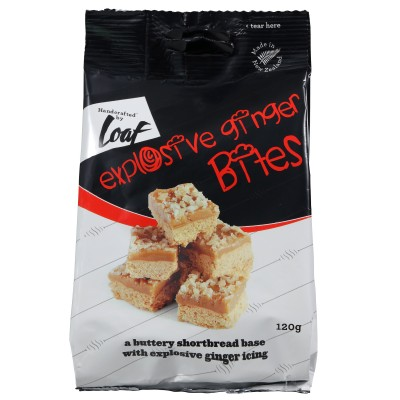 Mini Bites - Explosive Ginger