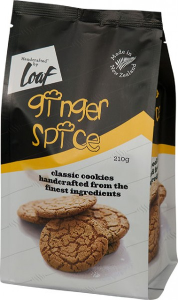 Ginger Cookies - 10 pack