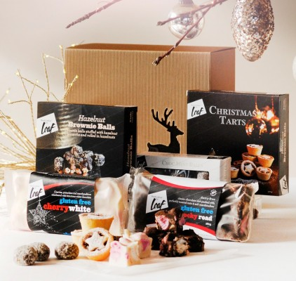 Christmas Pick'n Mix Gift Box