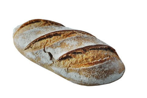 German Rye frozen dough -  click and collect only
