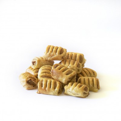 Mini sausage rolls 15 pack