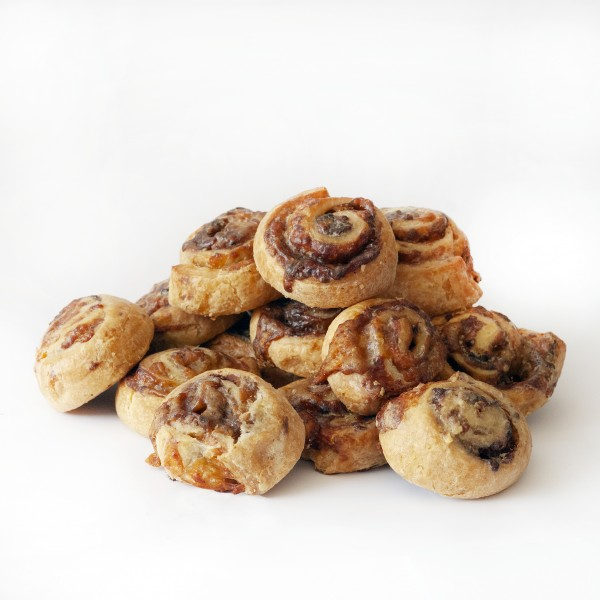 Mini Cheesymite Scrolls 16 pack -  click and collect only