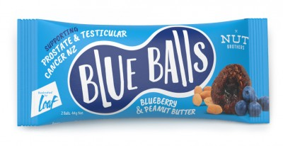 Blue Balls Twin Pack