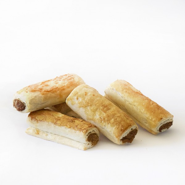 Sausage roll 6 pack